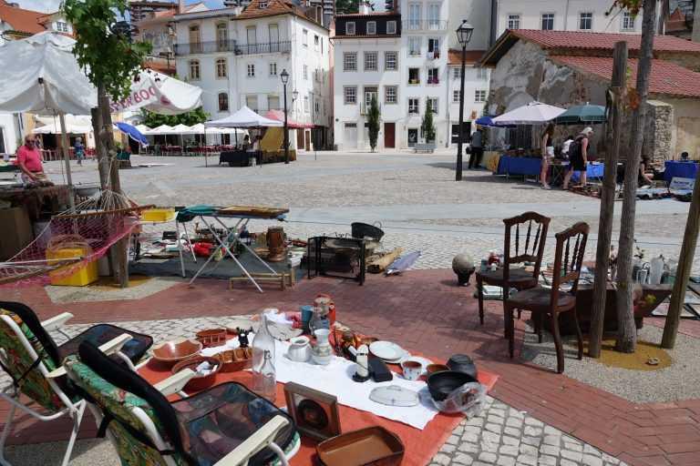 Jornal Campeão: Coimbra: Feira de Velharias no Terreiro da Erva
