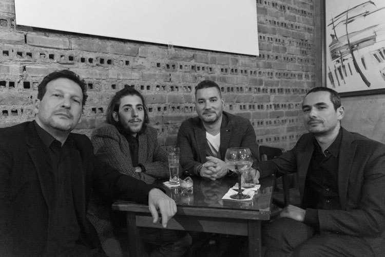 Jornal Campeão: Salvador Sobral e Victor Zamora trazem os Alma Nuestra ao Quebrajazz