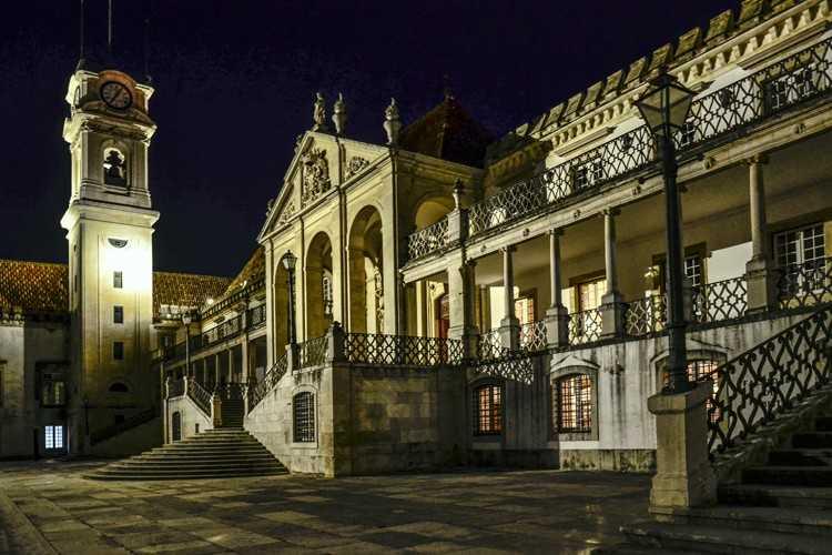 Jornal Campeão: UC investe mais de três milhões de euros no Paço das Escolas