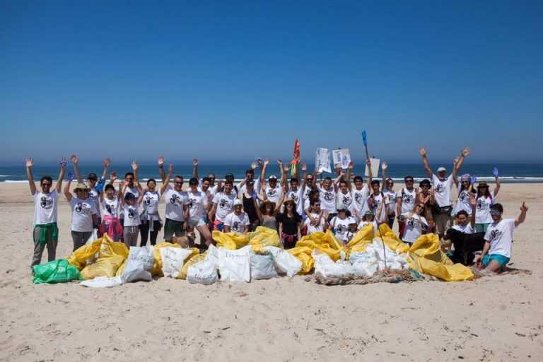 Jornal Campeão: Cantanhede: Sábado será dedicado a limpar a praia da Tocha