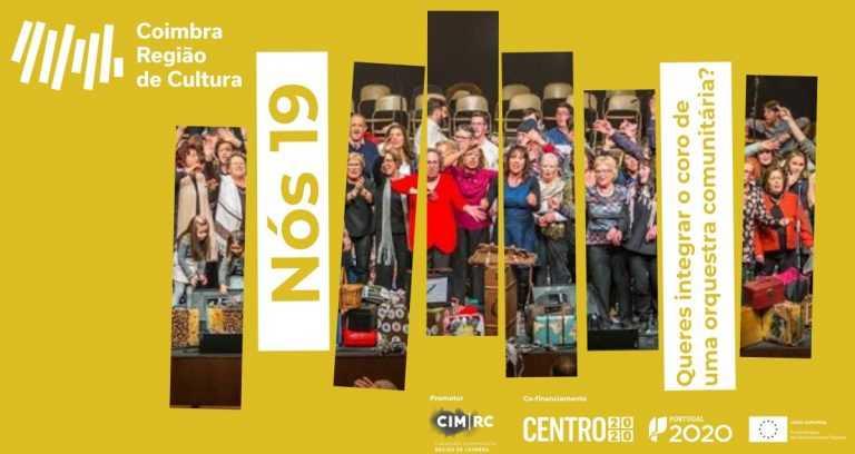 Jornal Campeão: Região de Coimbra une músicos e amadores numa Orquestra Comunitária