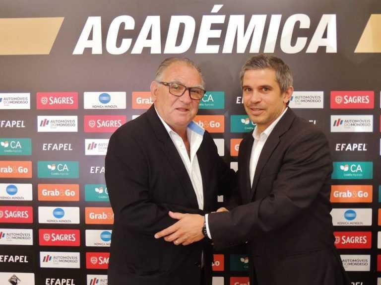 Jornal Campeão: Futebol: Feitos da Académica comemorados a 30 de Março