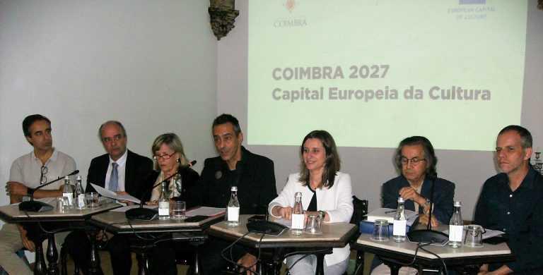 Jornal Campeão: Capital da Cultura: Coimbra alheia-se de eventuais desistências