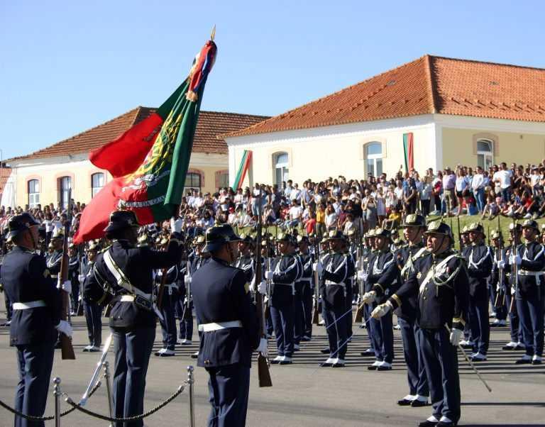 Jornal Campeão: Figueira da Foz: GNR tem 340 novos guardas e vai chegar aos 900