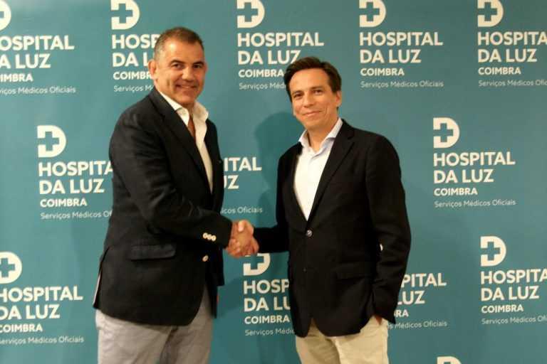 Jornal Campeão: Coimbra: Hospital da Luz apoia Rugby da Académica