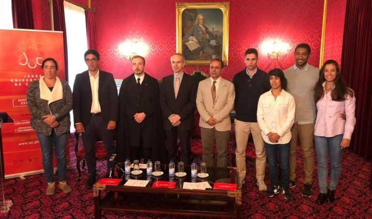 Jornal Campeão: Jogos Universidade de Coimbra querem fomentar a actividade física
