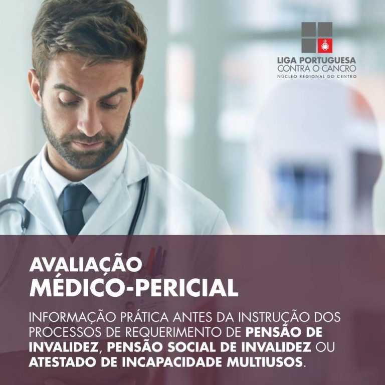 Jornal Campeão: Cancro: Liga disponibiliza serviço médico-pericial a doentes do Centro