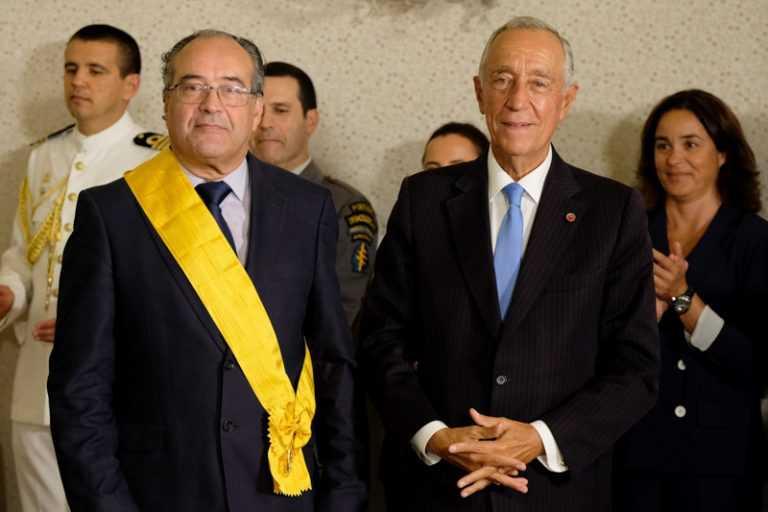 Jornal Campeão: Coimbra: Manuel Antunes agraciado com a Ordem de Instrução Pública