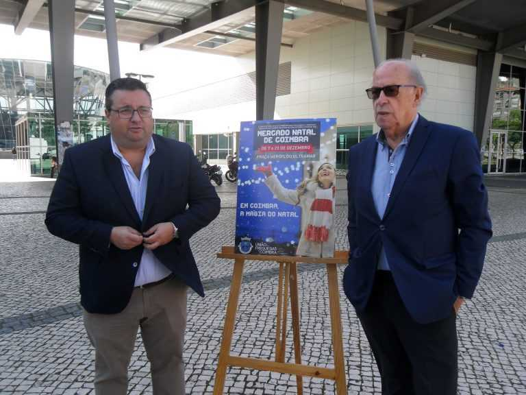 Jornal Campeão: Coimbra vai ter pela primeira vez um Mercado de Natal