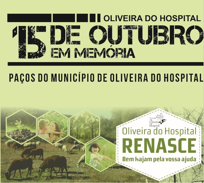 Jornal Campeão: Oliveira do Hospital evoca vítimas do incêndio de 15 de Outubro