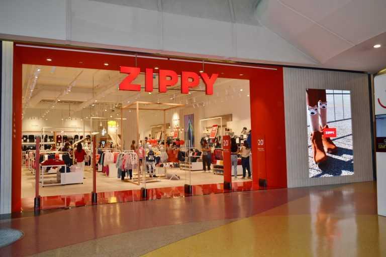 Jornal Campeão: Zippy abre nova loja no Forum Coimbra com várias surpresas