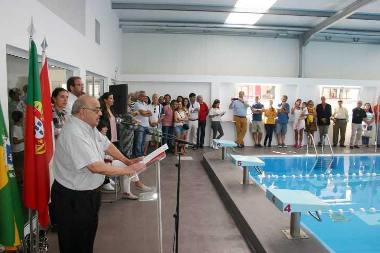 Jornal Campeão: Piscina do Ginásio Figueirense reabriu após remodelação