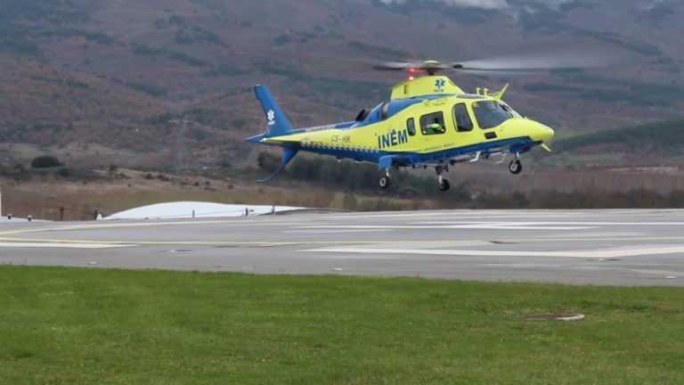 Jornal Campeão: INEM recua e afinal helicóptero fica em Viseu