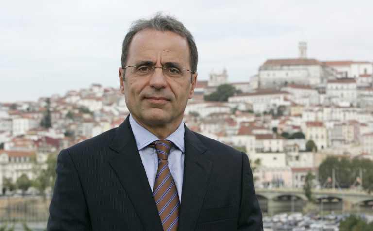 Jornal Campeão: Amílcar Falcão é o novo reitor da Universidade de Coimbra