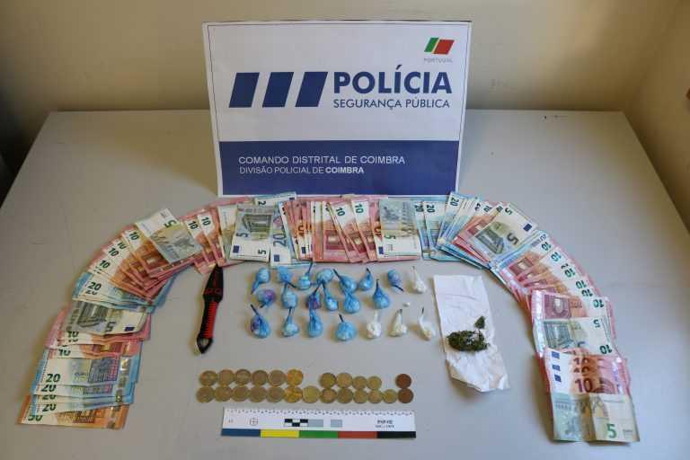 Jornal Campeão: Posse de cocaína e liamba levam à detenção de um homem
