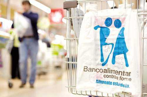 Jornal Campeão: Campanha do Banco Alimentar volta este fim-de-semana