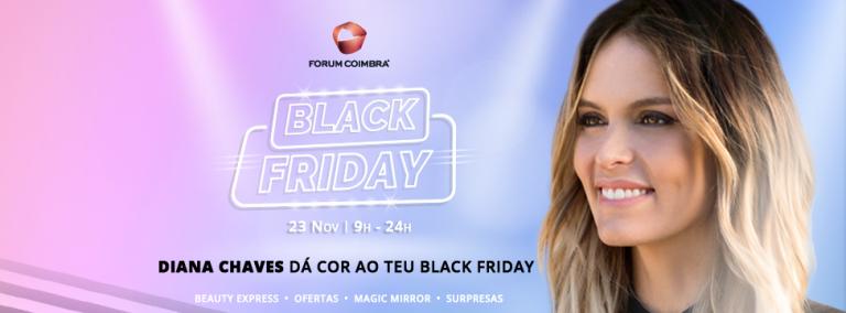 """Jornal Campeão: Forum Coimbra celebra a """"Black Friday"""" com muitas surpresas"""