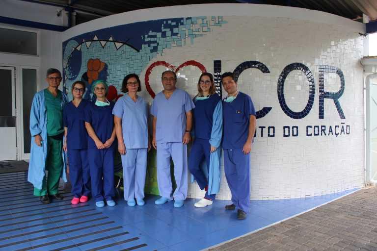 Jornal Campeão: CHUC: Missão a Moçambique realizou 15 cirurgias ao coração