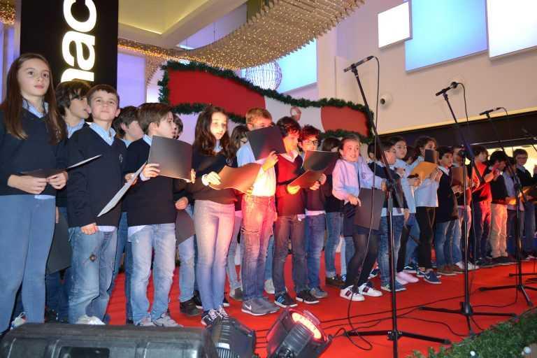 Jornal Campeão: Alunos do Colégio Rainha Santa actuam no Forum Coimbra