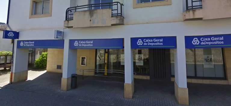 Jornal Campeão: Cofres de clientes levados da Caixa Geral de Depósitos de Góis