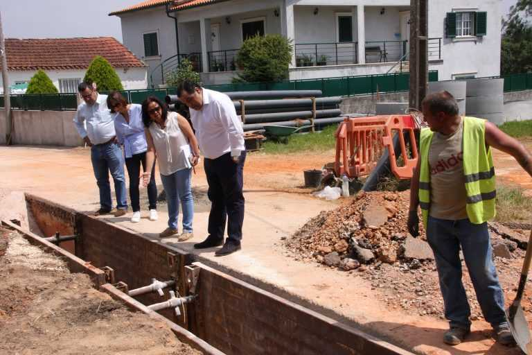 Jornal Campeão: Condeixa: Ega e Venda da Luísa com mais água e saneamento