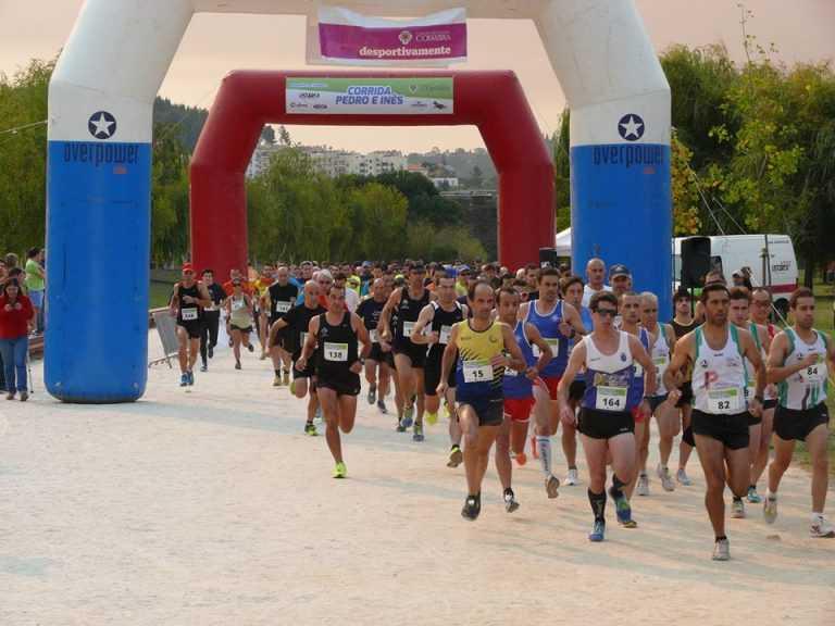 Jornal Campeão: Coimbra: Corrida Pedro e Inês realiza-se no domingo