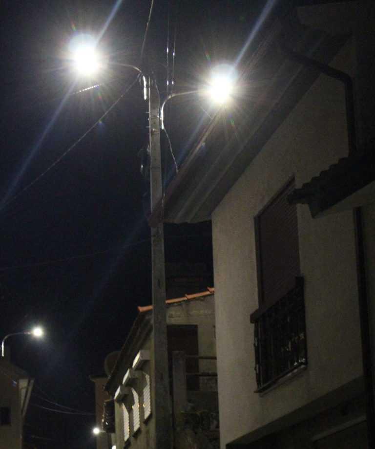 Jornal Campeão: EDP instala mais luminárias LED em vários concelhos