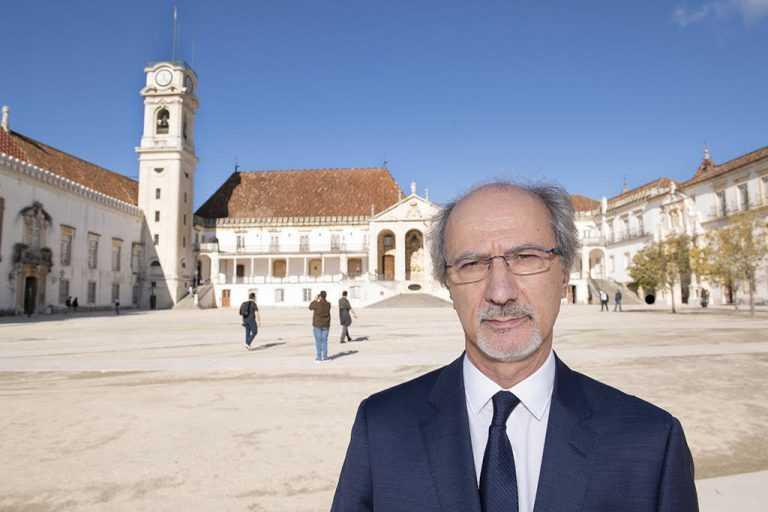 """Jornal Campeão: UC: Ernesto Costa pretende ser reitor """"da mudança"""""""