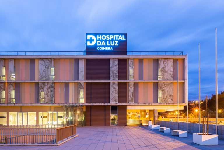 Jornal Campeão: Hospital da Luz Coimbra trata estenose aórtica com técnica minimamente invasiva