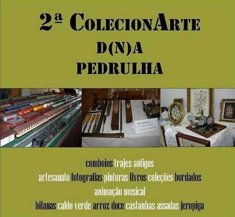 Jornal Campeão: Coimbra: ColecionArte decorre domingo na Pedrulha
