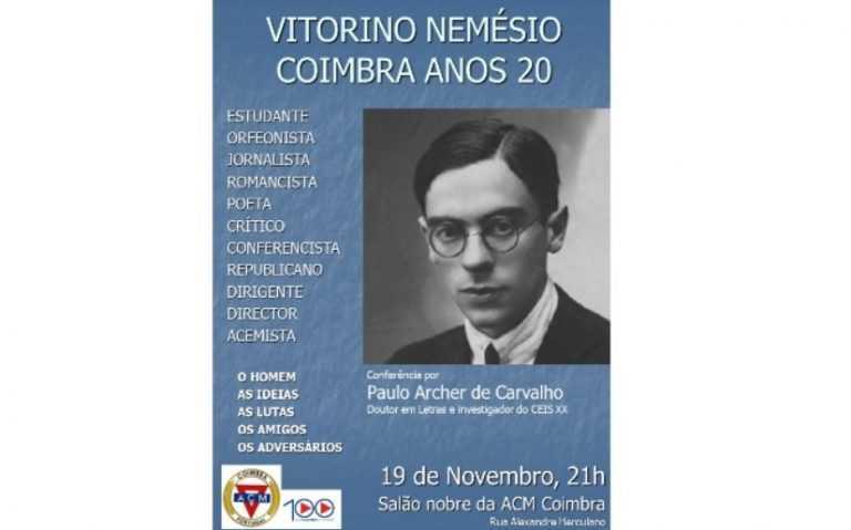 Jornal Campeão: Acemista Vitorino Nemésio relembrado em conferência na ACM