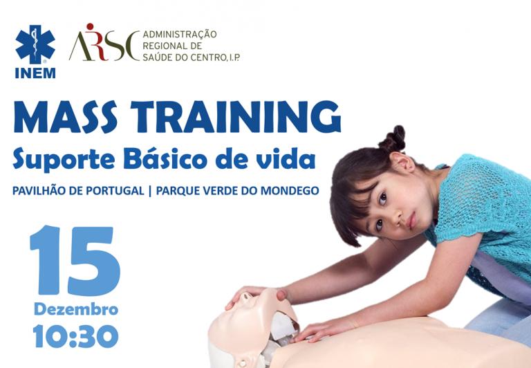 Jornal Campeão: Coimbra: População pode treinar suporte básico de vida