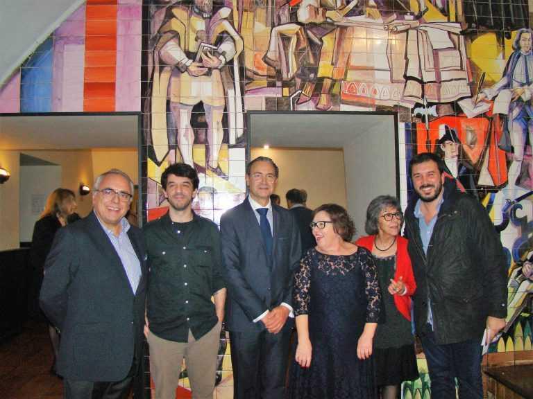 Jornal Campeão: Associação Vasco Berardo quer inspirar uma nova geração de artistas