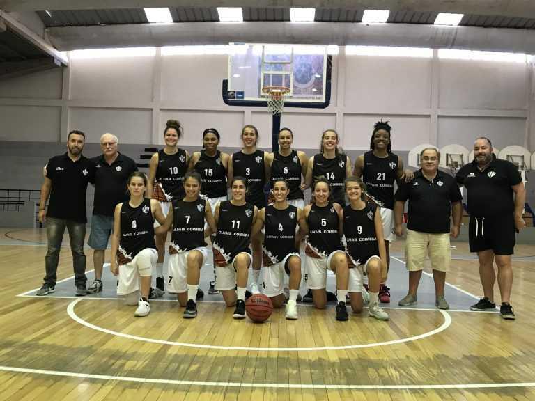Jornal Campeão: Coimbra recebe Taça da Liga Feminina de Basquetebol