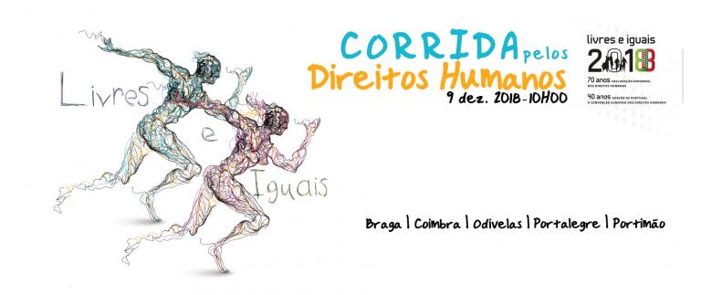 Jornal Campeão: Coimbra corre este domingo pelos Direitos Humanos