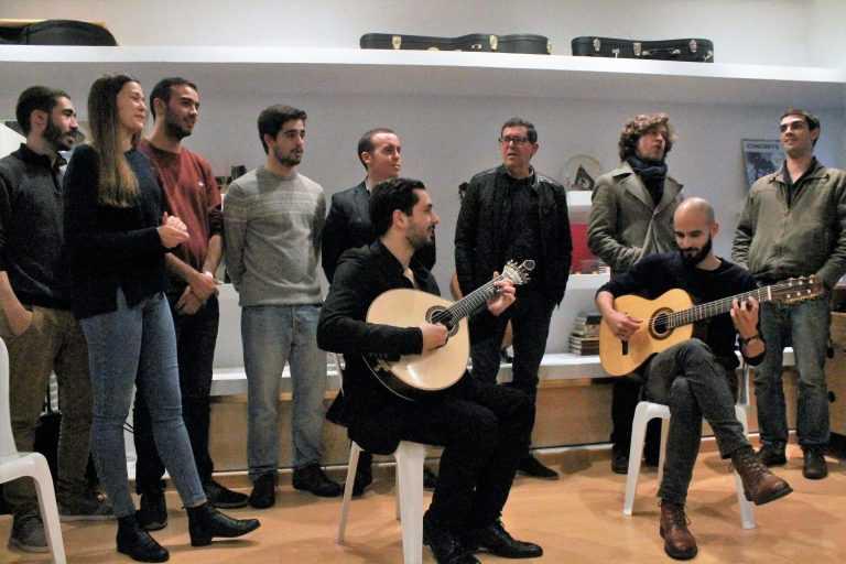 Jornal Campeão: Coimbra tem uma nova escola de Fado