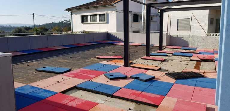Jornal Campeão: Arganil: Ladrões furtam equipamentos de jogos de escola em pleno dia