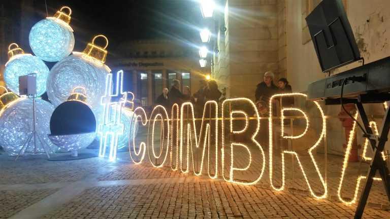 Jornal Campeão: Natal chega a Coimbra a 01 de Dezembro com Bárbara Tinoco