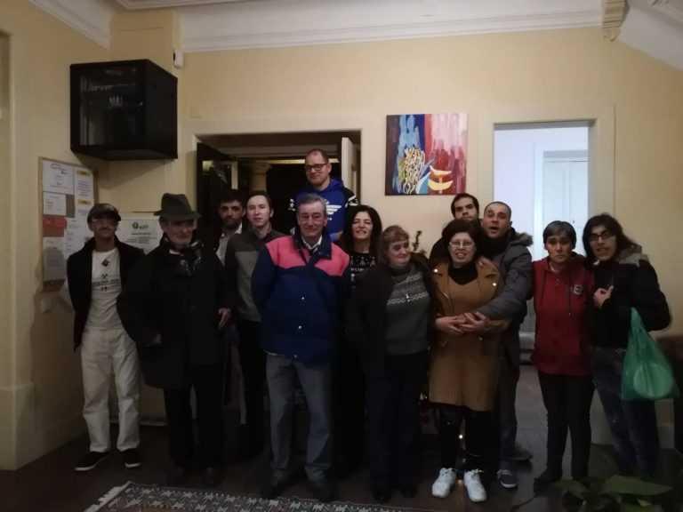 Jornal Campeão: Casa Dignidade da ADFP promove jantar de Natal a pessoas sem-abrigo