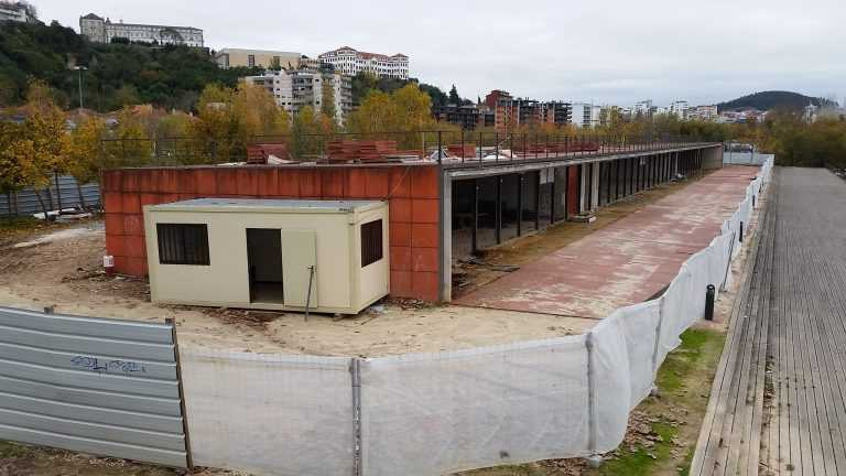 """Jornal Campeão: Parque Verde de Coimbra: Arranjo das """"Docas"""" ainda é uma miragem"""