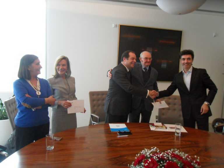 Jornal Campeão: Coimbra: Plural entregou donativos a duas instituições sociais