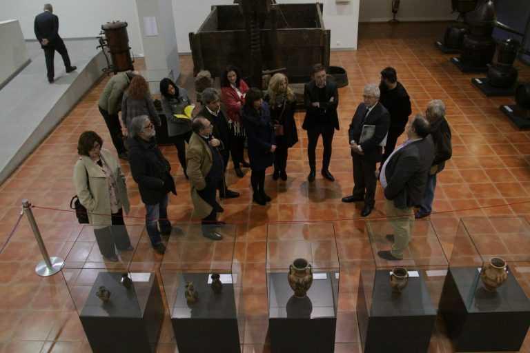 Jornal Campeão: Anadia: Museu do Vinho da Bairrada celebra 15 anos com arte