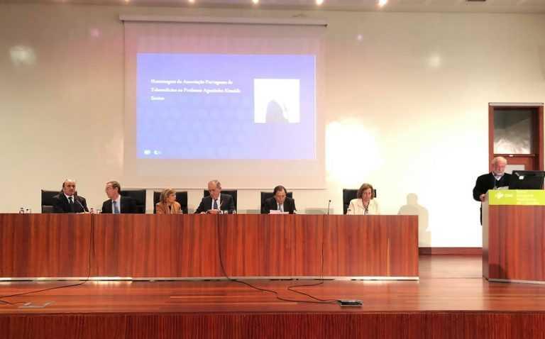 Jornal Campeão: Coimbra: Agostinho Almeida Santos evocado nos 20 anos da telemedicina