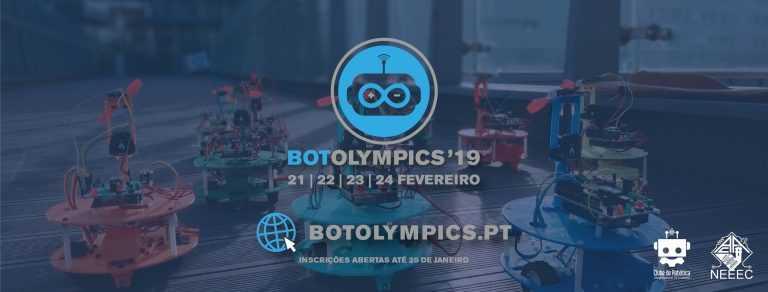 Jornal Campeão: Bot Olympics com inscrições abertas para a 5.ª edição