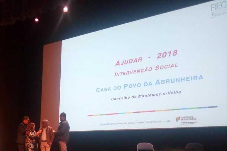 Jornal Campeão: Inovação e arte na demência distinguem a Casa do Povo de Abrunheira