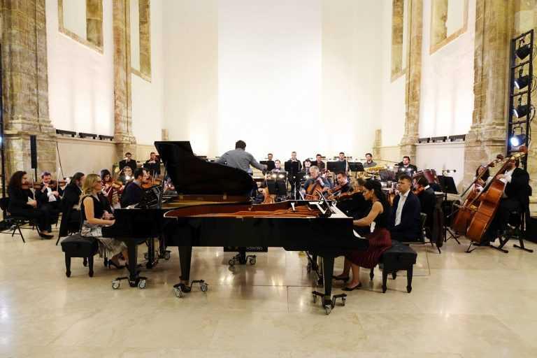 Jornal Campeão: Coimbra: Encontro mundial junta 80 jovens pianistas