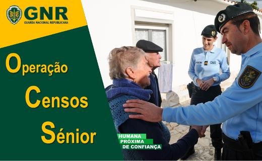 Jornal Campeão: GNR sinaliza mais de 1 400 idosos a viverem sozinhos em Coimbra