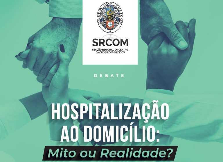 """Jornal Campeão: SRCOM debate """"Hospitalização ao domicílio"""""""