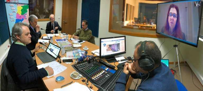 Jornal Campeão: Coimbra: Rádio Regional do Centro fez debate com candidatos a reitor