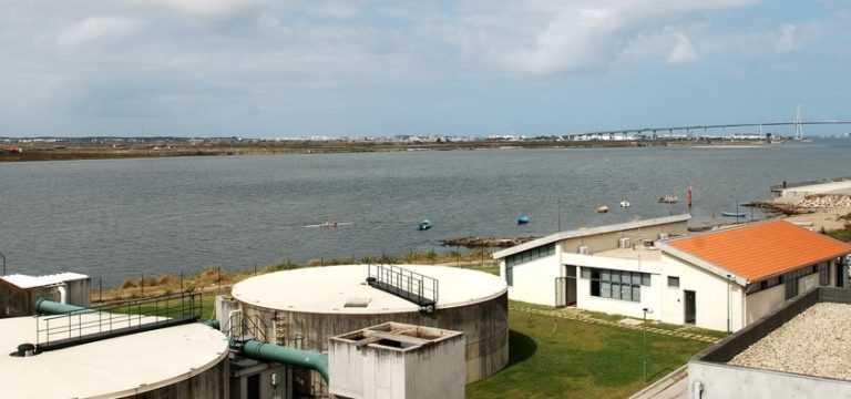 Jornal Campeão: Águas da Figueira e UC com projecto para retirar fósforo de efluentes